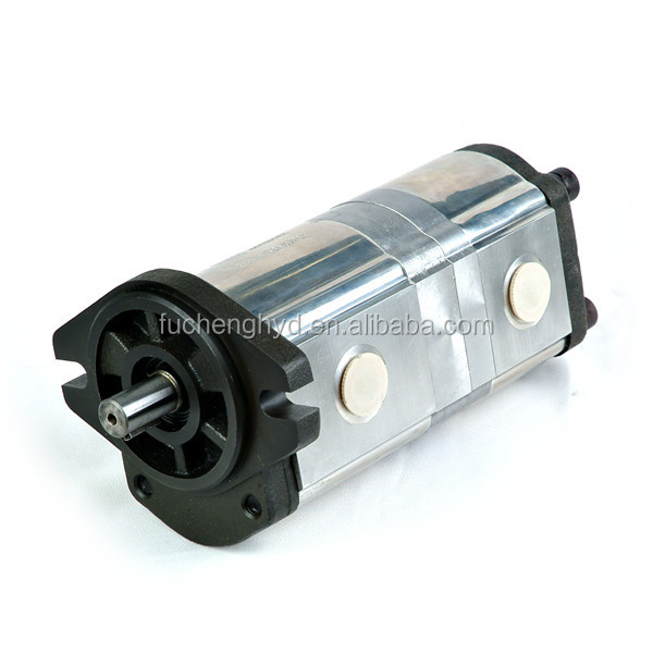 Fucheng Marzocchi 2 stage hydraulic gear pumps