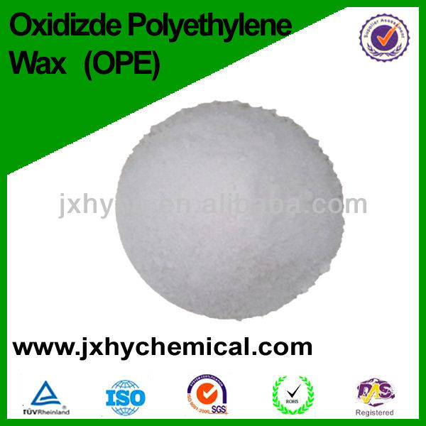 Manufacturer OPE Oxidized polyethylene wax for window profile