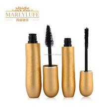 Private label high quality fiber lash mascara with plating