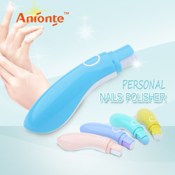 3 in 1 Nail Polisher Callus Remover,Buffs And Shines Nails In Seconds