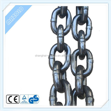G80 6-45mm galvanized Lifting chain chain link galvanized chain