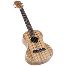 Kasch MUH - 508 26 inch Mahogany Soprano Ukulele Handcraft Wood Full Closed Mini 4strings Guitar