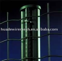 crimped wire fencing
