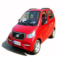 New design EC EEC powerful smart 4 seaters Newest Popular Chinese Electric car