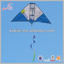 Custom printed 3D Delta kite with your logo for promotion