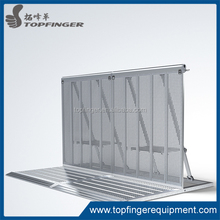 Cheap Price Folding Concert Aluminium Stage Construction Used Barriers Mojo Safety Barricade Crowd Control Barrier