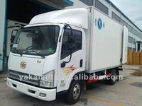 insulated electric Cargo Truck