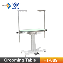 FT-889 ACE Deluxe Electric Dog Grooming Table LED Swivel Dream Table
