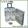 Greeloy Dental Equipment Dental Portable X Ray Unit for French