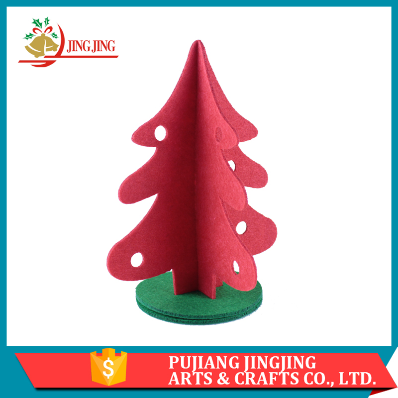 Christmas Decoration Supplies HOT Design Kid Gift DIY Felt Christmas Tree