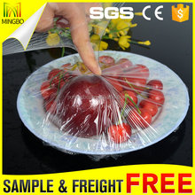 China Products Packing Material Transparent Food Grade PE Protective Film
