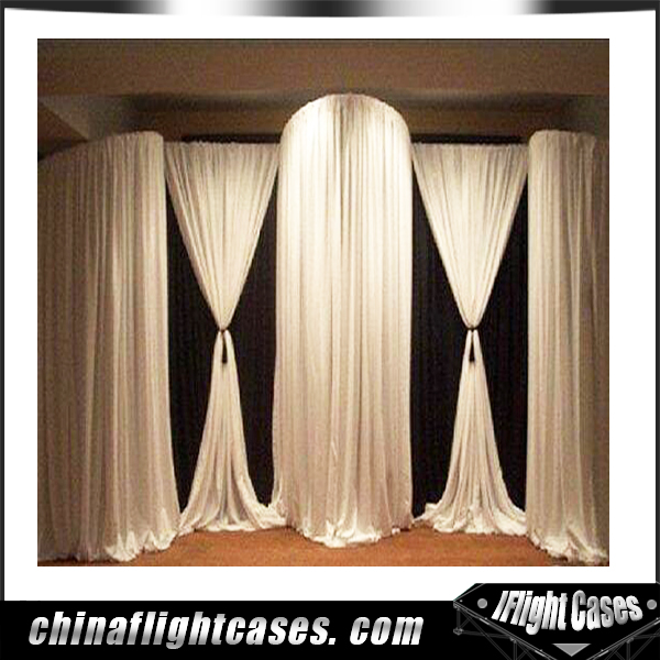 R.k High Luxurious Velvet Blackout 100% &Flame Resistant Backdrop Drapery & Curtains