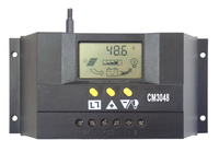 30A solar charge controller with CE ,ISO certification