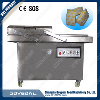 hongzhan dz series table top vacuum packing machine for clothes