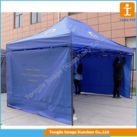 Custom Printed Canopy Trade Show Canopy