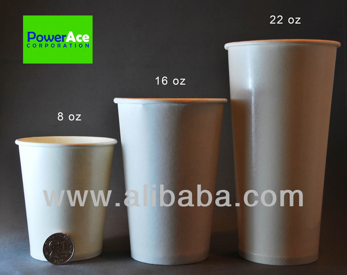 Paper Cups and Bowls