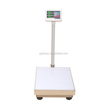 fruit and vegetable weighing electronic price platform scale