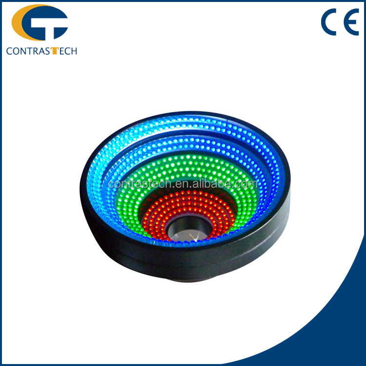 LT2-AOI200RGB Attractive 200mm Large Diameter LED Ring Inspection AOI Lights