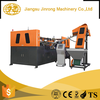 Hot sale carbonated drinks blow moulding machine price