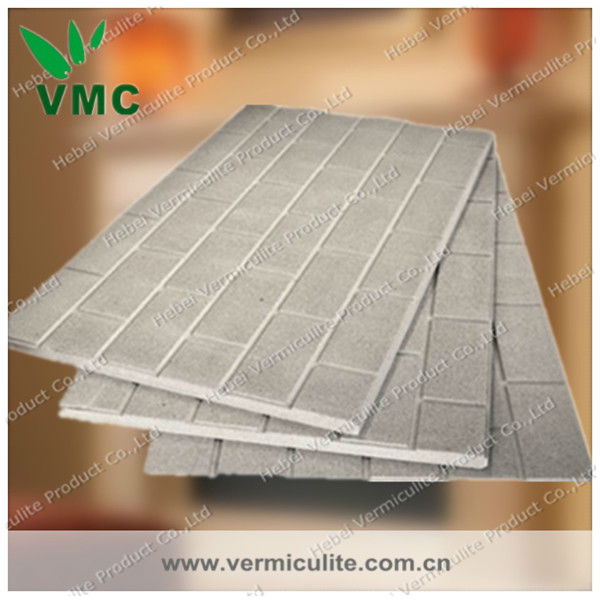 Brick Effect Non-combustible Fire Resistant Fireboard For ...
