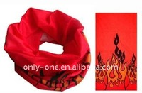 100% microfiber Polyester Multi Seamless Magic Custom logo Headband