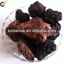 Volcanic rock for horticulture