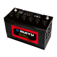 Mf battery auto battery car battery at reasonable price 30H105 12V 105ah