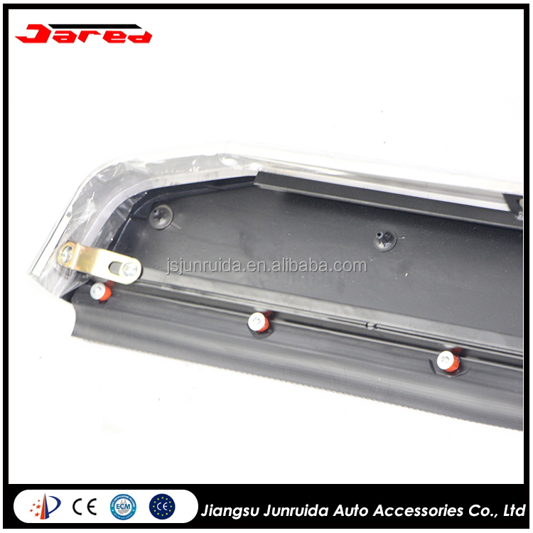 Popular new coming for toyota harrier body kit running board