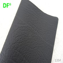 135# pvc laminated synthetic leather dye leather for sofa upholstery