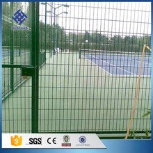 30 Years' factory supply anti-climb high security galvanized/powder/pvc coated prison mesh/welded panel 358 fence profes