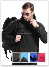 softshell fabric with waterproof and breathable/Jacket fabric