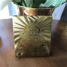 24K Gold Indian God Poker Waterproof Foil Plated Playing Cards& Christmas Gift