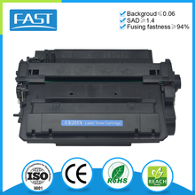 Laser printer compatible toner cartridge CE255X for HP Laserjet P3015