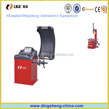 tyre repair center tyre machine wheel balancer alignment machine