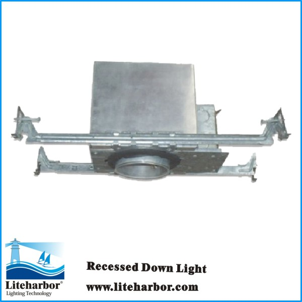 2013 New Product incandescent light 3 inch Recessed LED New Construction IC Airtight Can light/Housing---A3-IAC