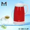 Red shining 2015 new modern design safe plastic water kettle