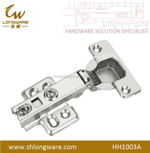 Types DTC soft close hydraulic Kitchen door cabinet Slide on hinges