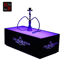 LED lounge hookah nightclub bar furniture