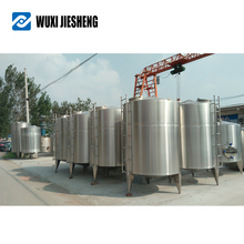 Factory price stainless steel refrigerated tank