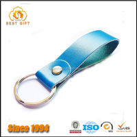 High quality personalized key holder leather