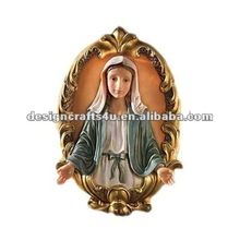 resin virgin mary statues