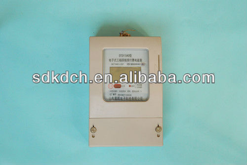 Plug Card Domestic Current Power Meter 10(40)A