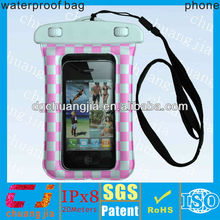 boating IPX8 waterproof cell phone accessories for iphone 5