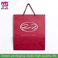 2014 new product sage green paper gift bags