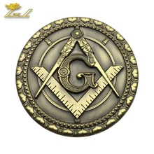 Masonic Custom Auto Emblems Make Your Own Car Emblem