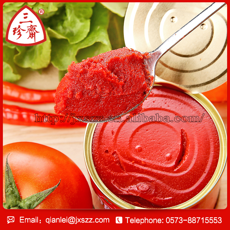 2016 new season 400g tomato paste best price