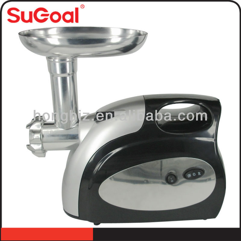 2014 Sugoal kitchen appliance the function of flour mixer meat grinder