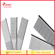Pet dog Grooming comb tool, stainless steel comb