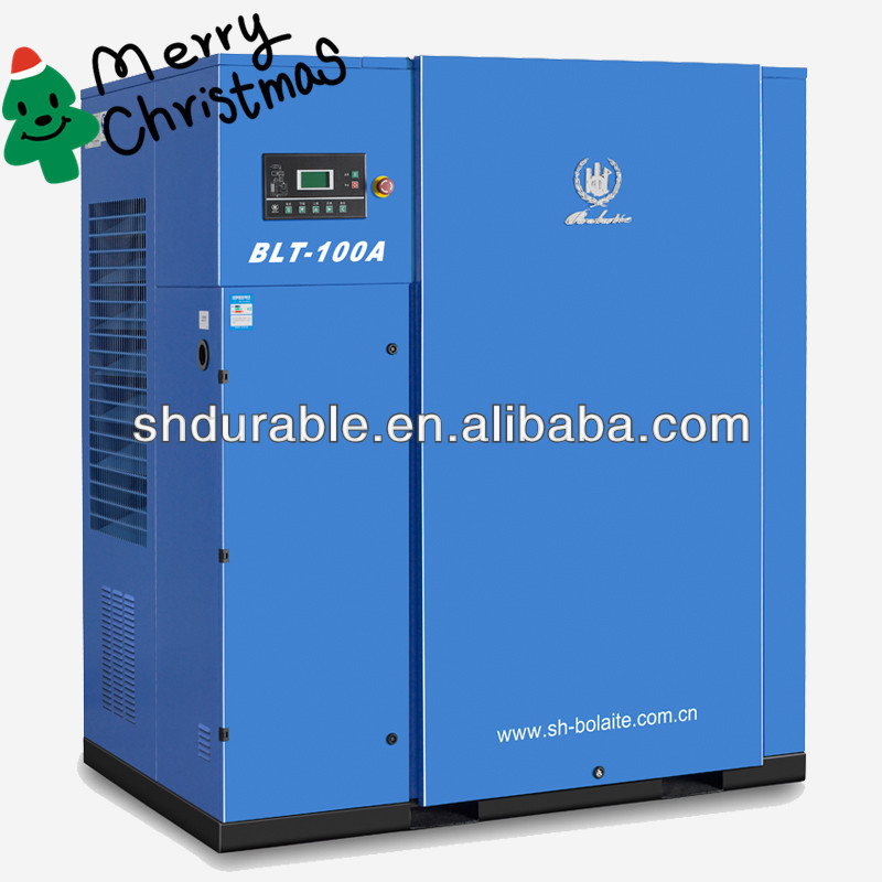 100hp rotorcomp rotary screw air compressor