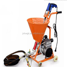 Wall spray plaster machine/mortar spraying machine/putty sprayer